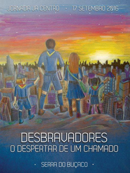 JORNADA JA 17 SETEMBRO 2016 - BUÇACO - DIA MUNDIAL DO DESBRAVADOR